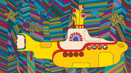 The Beatles Yellow Submarine movie