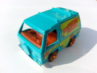 The Mystery Machine thumbnail