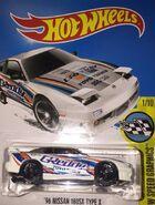 2016 176-250 HW Speed Graphics 01-10 '96 Nissan 180SX Type X 'GReddy' White