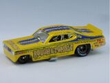 '70 Plymouth Duster Funny Car