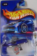 2004 076 FE Mad propz blue card