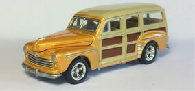 Hotwheels 100% Ford Woody Wagon 1948 1