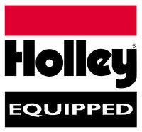 Logo holley red blackbars