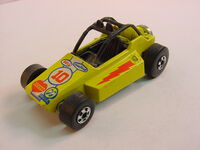 Rock buster flyin color yellow BW
