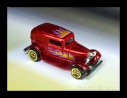 '32 Ford DeliveryStreet Rods 4 Pack 1998
