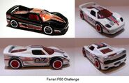 2007 f 50 challenge