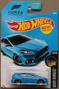 2016 Night Burnerz 10-10 '16 Ford Focus RS Forza Blue
