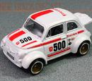 '60s Fiat 500D Modificado
