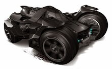 Batman Arkham Knight Batmobile - City 61 - 15 - Art Ed
