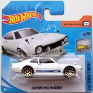 Custon Ford Maverick - FJV52 Card