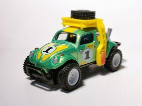 VW Baja Bug Green 19
