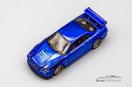 GDF86 RLC Exclusive 01 Nissan Skyline GT-R BNR34-1