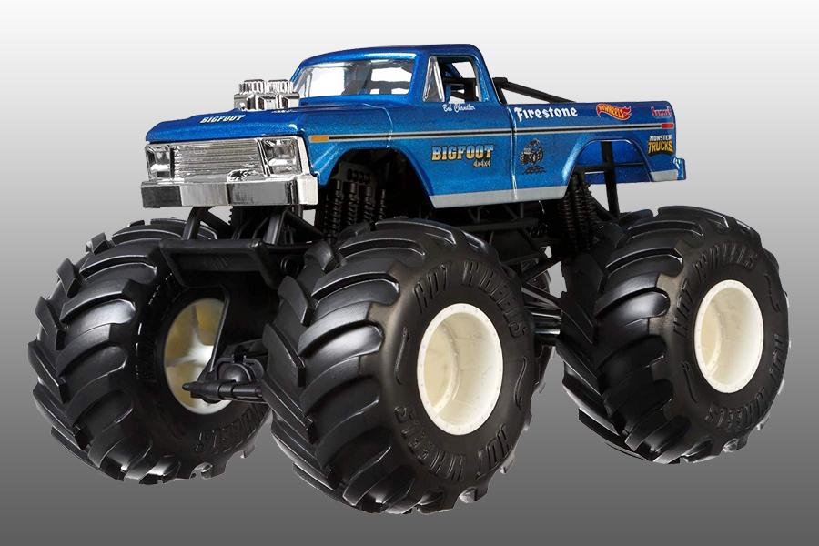 Bigfoot | Hot Wheels Wiki | FANDOM powered by Wikia