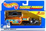 Pavement Pounder 2000 55 Chevy Black