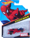 Spider-Man package front