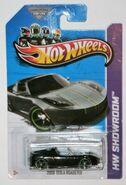 Tesla Roadster, 2013 HW Showtoom