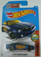Chevy Camaro Concept DHX16