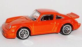 Porsche 934 Turbo RSR - orange