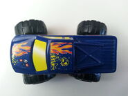 Monster Truck 4-wheel steering