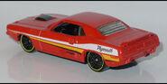 71' Plymouth Hemicuda (3689) HW L1160556