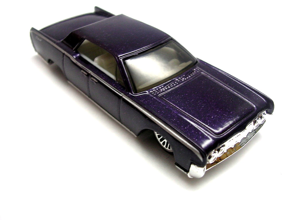 64 Lincoln Continental 2007 Hot Wheels Wiki Fandom Powered By
