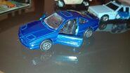 Hot Wheels Corgi BMW 850i doors