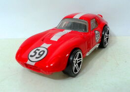 Shelby Cobra Daytona - New Models 6 - 07 - 1