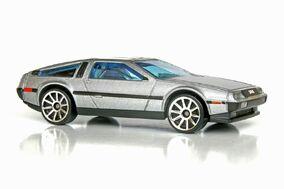 '81 DeLorean DMC-12 FE - 5018ff