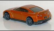 17' Nissan GT-R (3572) HW L1150931