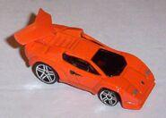 Tooned Lamborghini Countach