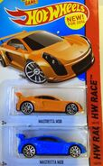 Mastretta MXR Color & Wheel Vari