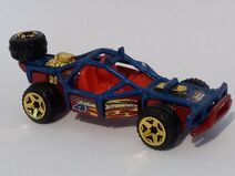 Roll cage 2004 track aces unboxed