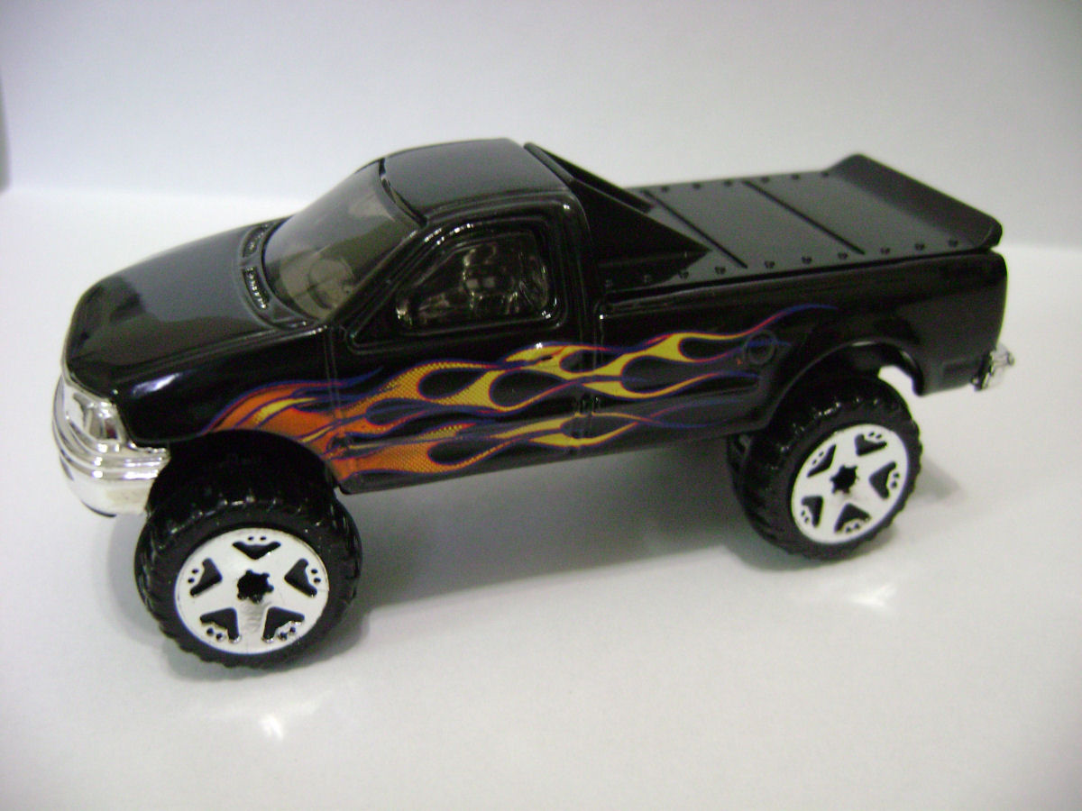 Image - 2007-5P-Hot Trucks-1997 Ford F-150.jpg   Hot ...