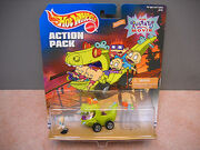 Hot Wheels The Rugrats Movie Action Pack
