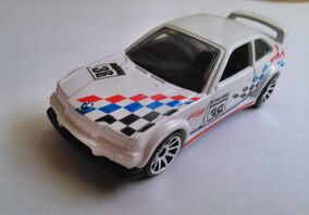 Hot wheels M3 race car