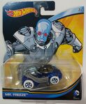 Mr Freeze (DMM19) (Pack)