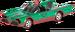 RLC Exclusive Holiday Batman Classic TV Series Batmobile