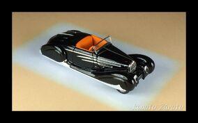 Type- 57C Bugatti CABRIOLET