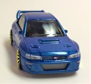'98 Impreza 22B STI Version. 2020 New Model. Frontvue