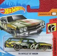 70 Chevelle SS Wagon - FRR82 - card