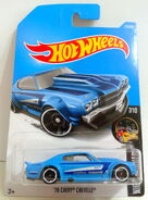 70 Chevy Chevelle (Blu) NightB 7 - 17 Cx