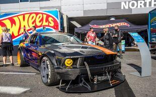 SEMA Mustang 01
