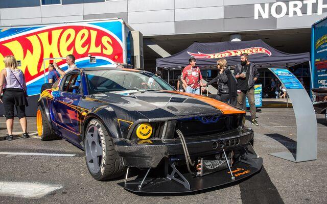 File:SEMA Mustang 01.jpg