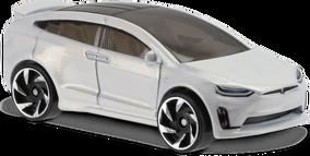 Tesla Model X DTX01
