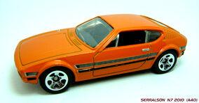 Vw sp2 orange