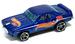 69 pontiac firebird 2011 blue