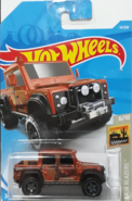 '15 Land Rover Defender Double Cab (FYF52) (Pack)