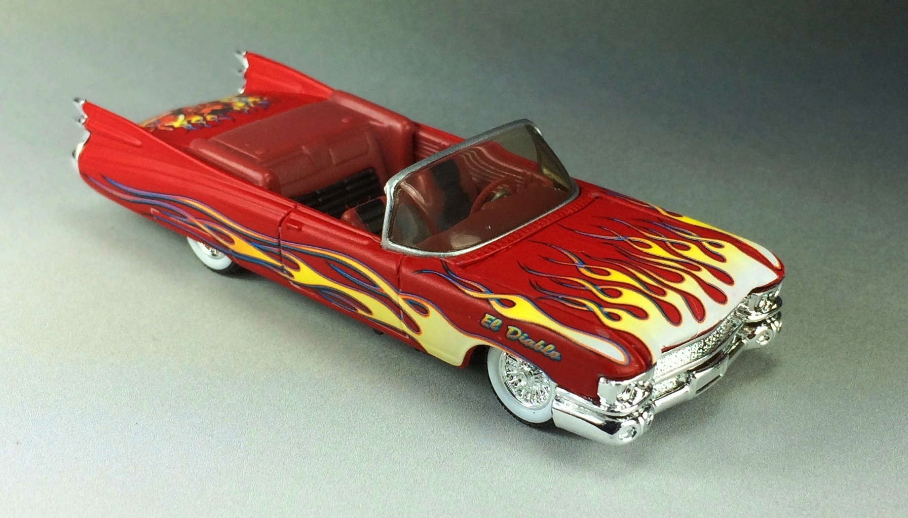 1959 Cadillac Eldorado Convertible | Hot Wheels Wiki ...