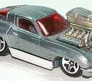1963 Corvette (Tooned)
