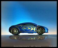 Mitsubishi Eclipse Concept Car 2007